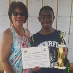Devyn Gans 2019 BTL & MID-TAC Junior Tennis Camp Scholarship Winner Essay
