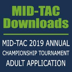 MID-TAC 2019 ANNUAL CHAMPIONSHIP TOURNAMENT – ADULT APPLICATION
