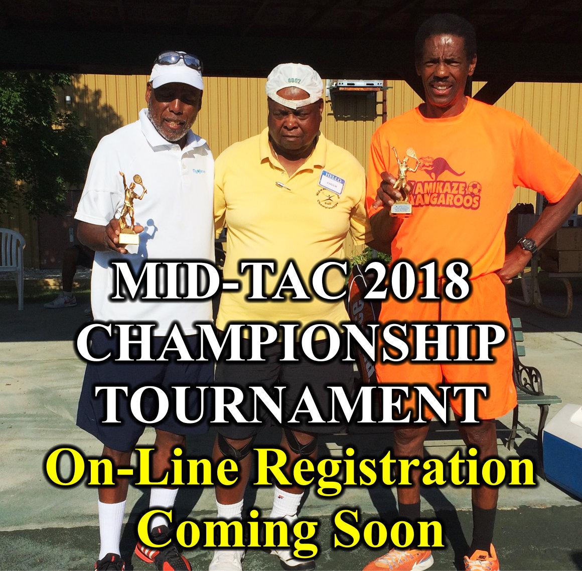 MID-TAC 2018 Championship Tournament – Adult