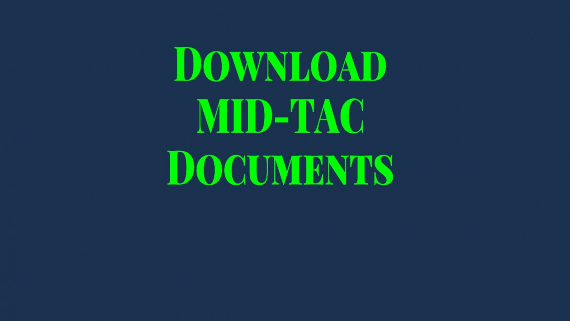 Download MID-TAC Documents