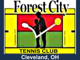 Forest City Tennis Club, Cleveland, OH