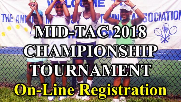 MID-TAC 2018 Championship Tournament – Juniors