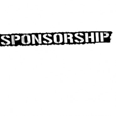 Sponsorship Recognition