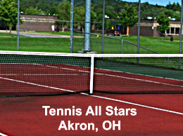 Tennis All Stars, Akron, OH