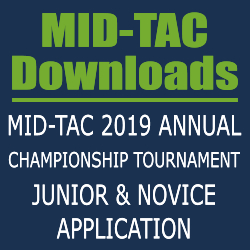 MID-TAC 2019 ANNUAL CHAMPIONSHIP TOURNAMENT – JUNIOR & NOVICE APPLICATION