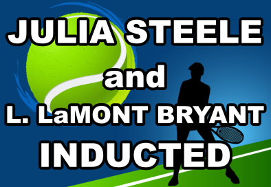 Chicago Tennis Patrons – Inducts Julia Steele and L. LaMont Bryant