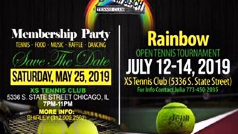 *Save The Date* RAINBOW BEACH TENNIS CLUB: MEMBERSHIP PARTY *Save The Date*