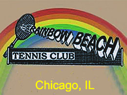 "Rainbow Beach Tennis Club's 41st Annual ""RAINBOW OPEN: OPEN DIVISION"" Tennis Tournament Application"